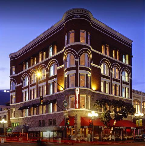 מלון קיטינג הוטל בסן דייגו