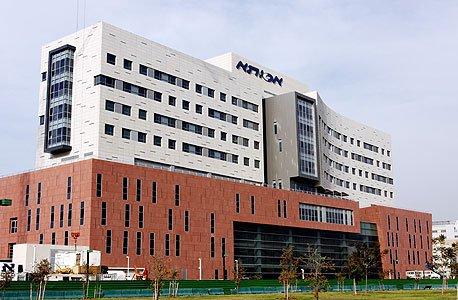 בית החולים אסותא רמת החייל הונגש עם המערכת של רייט היר