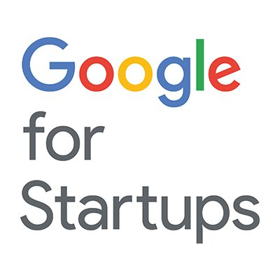 Image of the logo of Google for Startups